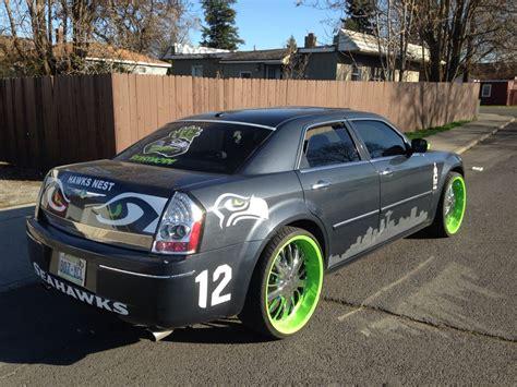 Spokane Chrysler by Seahawks Chrysler 300 Spokane Wa 24inch Rims Seattle
