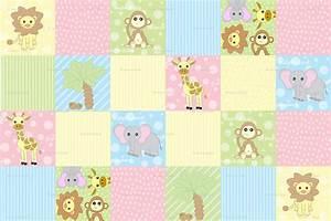 Gift Baby Shower Safari Theme