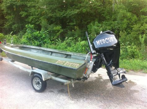 Bug Buster Boat by 14ft Bug Buster Project