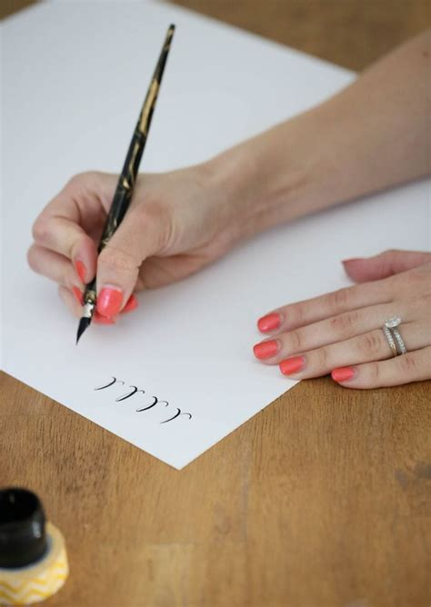 Learn Calligraphy  Getting Back To Basics
