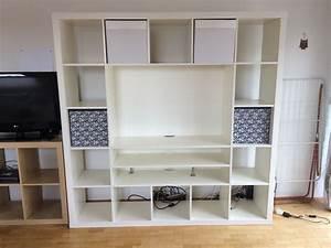 Gebraucht Ikea Expedit Regal Fernsehschrank Wei In