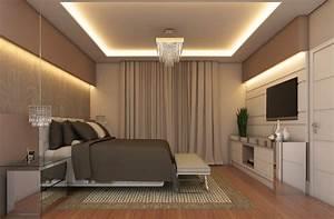 Projeto Decora U00e7 U00e3o Design Interior Casa Sobrado Alto Padr U00e3o Quarto Casal Suite Master