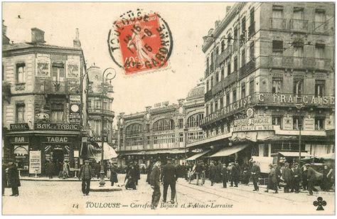 31 toulouse carrefour bayard et rue alsace lorraine 1915