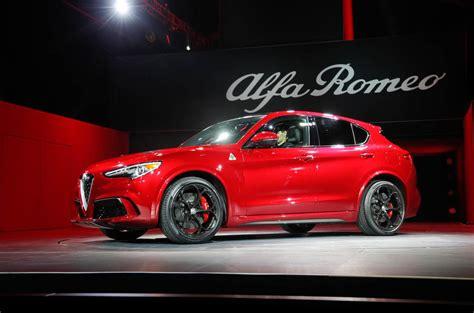 It's Ok To Love The New Alfa Romeo Stelvio Suv Autocar