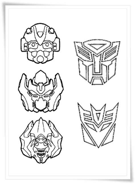 ausmalbilder zum ausdrucken transformers ausmalbilder