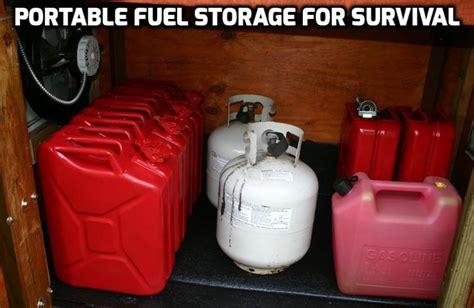 storage fuel portable