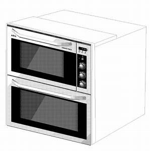 Aeg Double Oven 3210 Bu User Guide