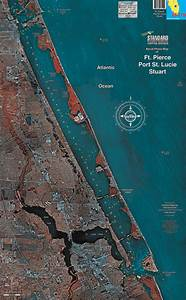 Port Tool Chart Stuart To Ft Pierce Aerial Chart F119 Keith Map Service Inc