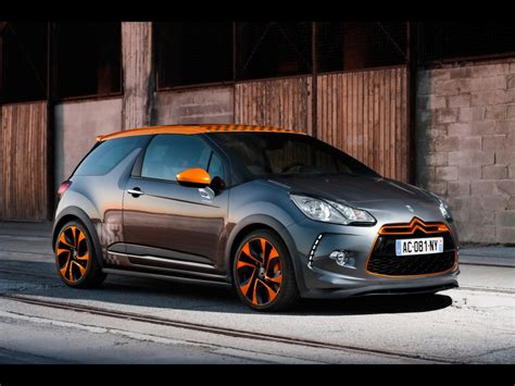 2010 Citroen DS3 Racing - Front And Side - 1280x960 ...