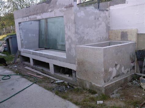 aquarouen construction d un aquarium b 233 ton de 4000 litres
