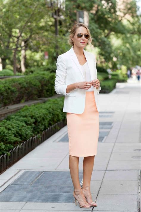 Refresh Your Business Formal Work Wardrobe for Summer