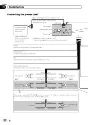 Avh P4400bh Wiring Diagram by Pioneer Avh P1400dvd Navigation