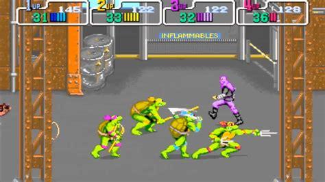 star wars marvel  teenage mutant ninja turtles arcade