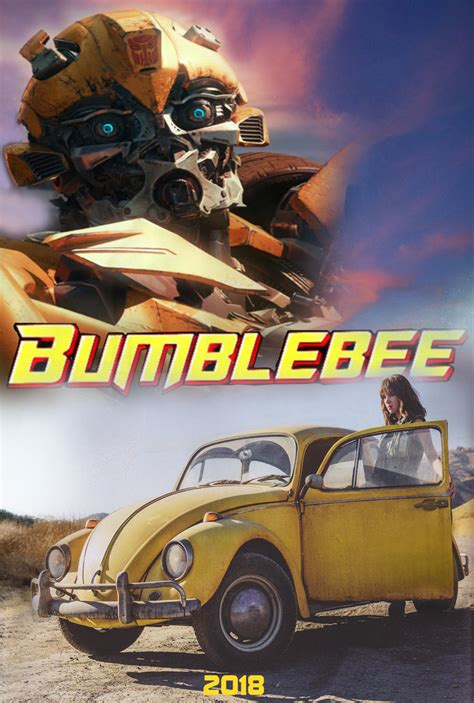 Bumblebee (2018) Movie Poster Concept By Thedarkmamba