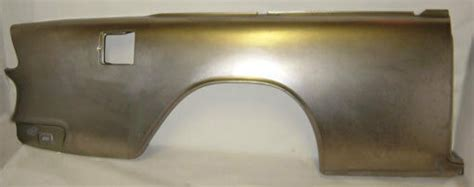 Chevrolet Chevy Nomad Rear Full Quarter Panel Die Formed