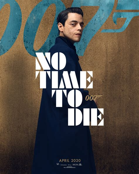 The Official James Bond 007 Website | NO TIME TO DIE POSTERS