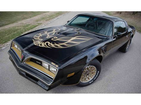 Pontiac Firebird Trans Am 1977 pontiac firebird trans am for sale classiccars