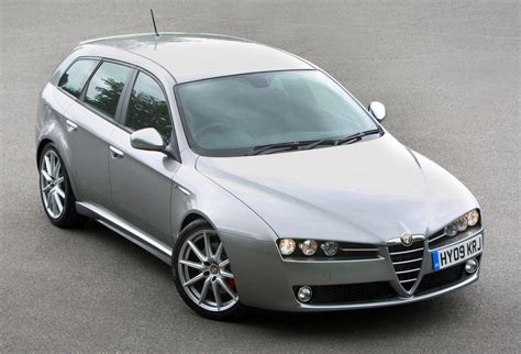 Alfa Romeo 159 Sportwagon Review 2006 2018 Parkers