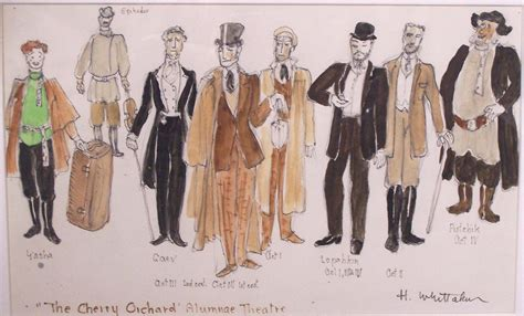 costume designs   characters   cherry