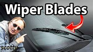 How to Make Windshield Wiper Blades Last in Your Car - YouTube