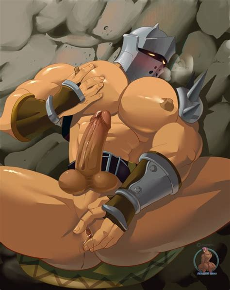 rule 34 bara chrono cross male male only muscle muscles tagme yaoi zoah 498941