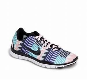 Shoes: nike, nike running shoes, aztec, tribal print ...