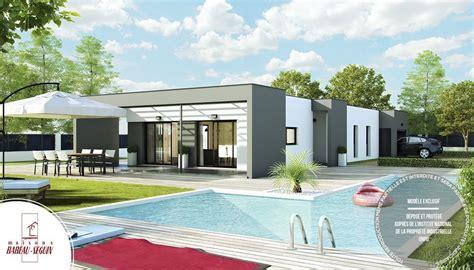 plan maison 120m2 3 chambres maisons babeau seguin constructeur de maisons individuelles