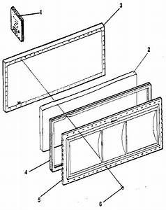 Kenmore 2539115010 Chest Freezer Parts