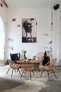 Davausnet chaise cuisine osier avec des idees for Idee deco cuisine avec meuble en osier