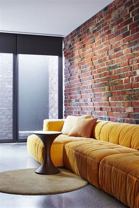 warehouse styled brick house  melbourne  jolson