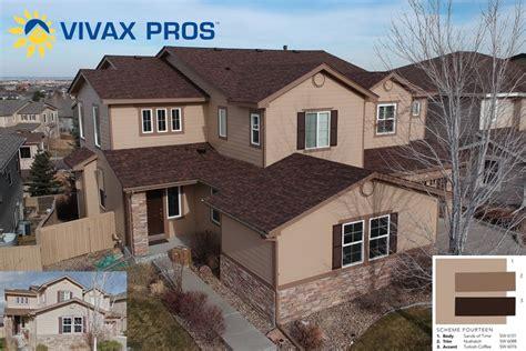 Exterior Paint Color Selection  Paint  Vivax Pros