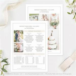 price list template food beverages price list template With wedding photography pricing pdf