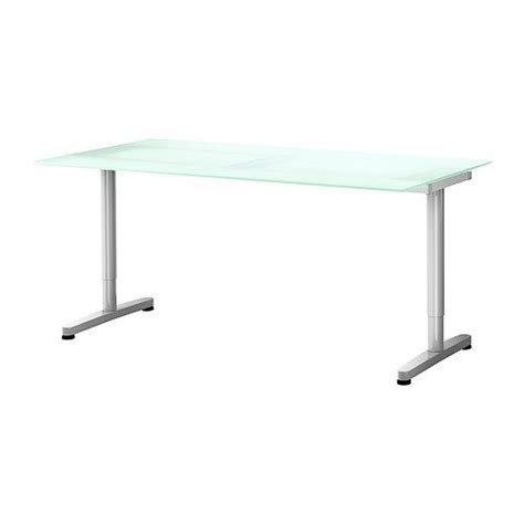 Ikea Clear Glass Computer Desk by Ikea 365 Glass Clear Glass 5 Years Colors And Desks Ikea