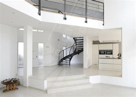 escalier interieur de villa interieur maison contemporaine escalier