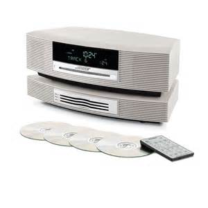 Tabletop Radio Cd Player by Bose Wave Cd