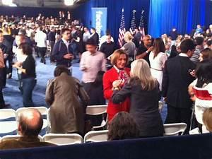 President Obama Visits Facebook Headquarters [PHOTOS]