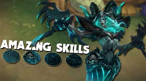 Mobile Legends Vexana Skills / Abilities! (new Hero)