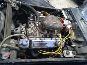 1971 Chevrolet Corvette Sportscar Blue Rwd Manual B