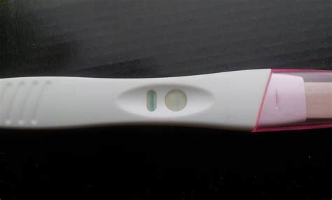 sehr leichter sst schwangerschaft schwangerschaftstest