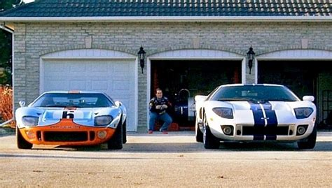 Ford Gt40 Height by Ford Gt Gt40 Size Comparison