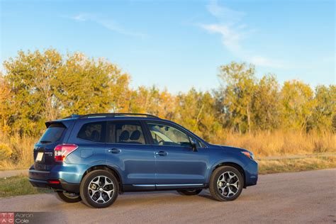 forester subaru 2016 2016 subaru forester xt review more isn 39 t always more