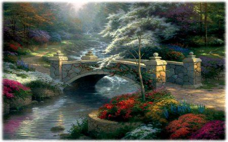 bridge  hope   cg abstract background wallpapers  desktop nexus image