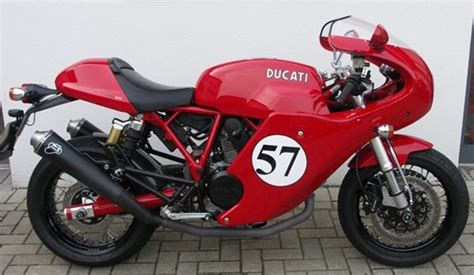 Ducati's First Stab At A Retro Bike