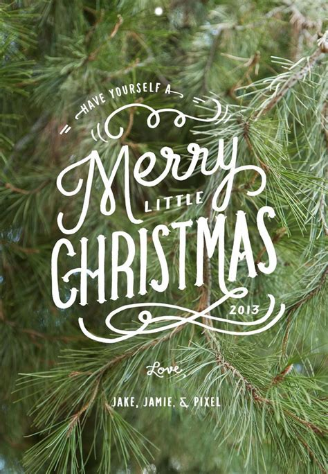 ideas  christmas typography  pinterest