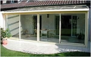 Modele De Veranda : photo modele veranda alu ~ Premium-room.com Idées de Décoration