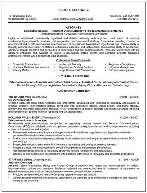 Federal Enforcement Resume by Exle Of Federal Enforcement Resume