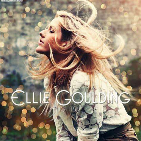 Lights Album Ellie Goulding by Lights Ellie Goulding Images Covers Ellie