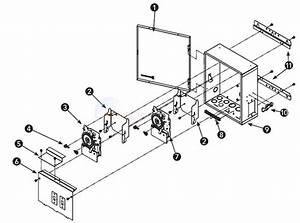 T10000r Series Control Centers Parts