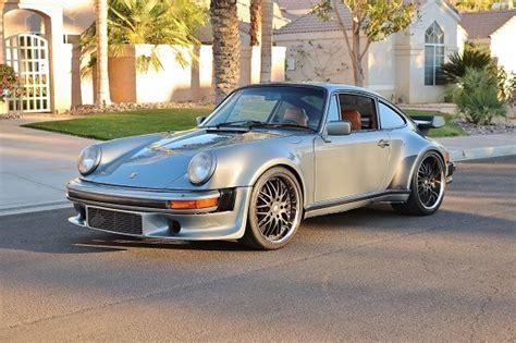 1984 Porsche 911 Turbo by 1984 Porsche 911 Turbo German Cars For Sale