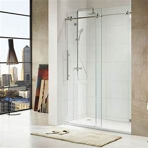 espace douche sans porte 20171030074505 tiawukcom With porte de douche coulissante avec barre handicapé salle de bain